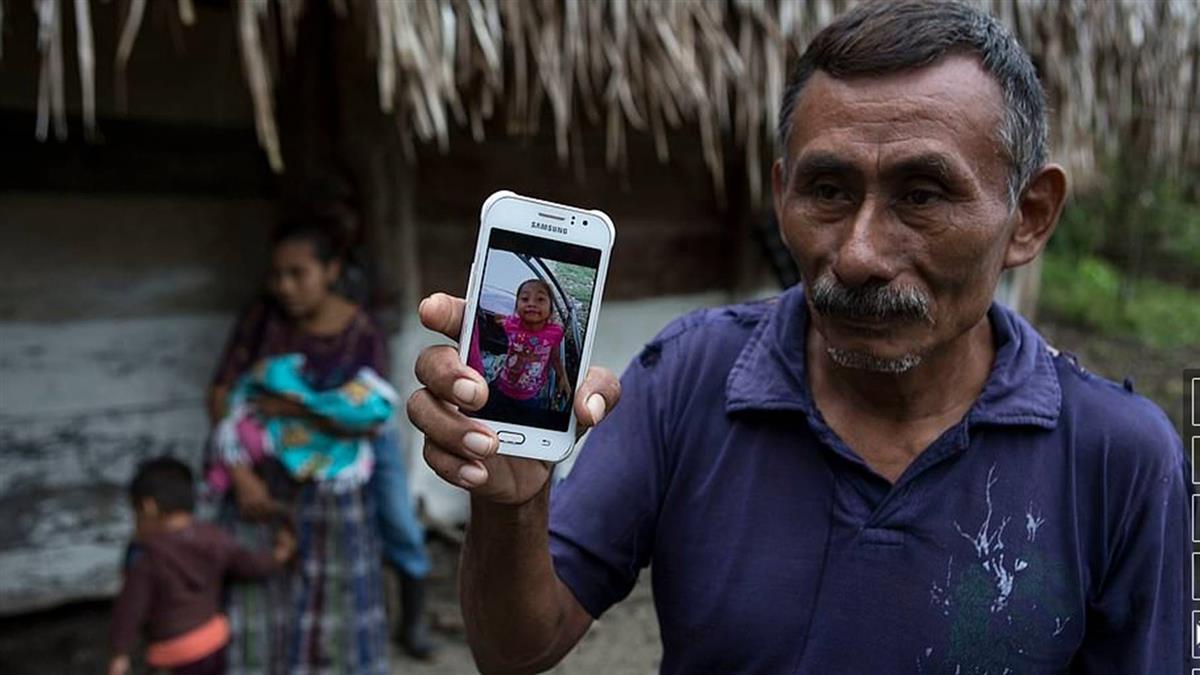 「長大寄錢給媽媽」瓜國7歲女童赴美 跋涉千里高燒亡