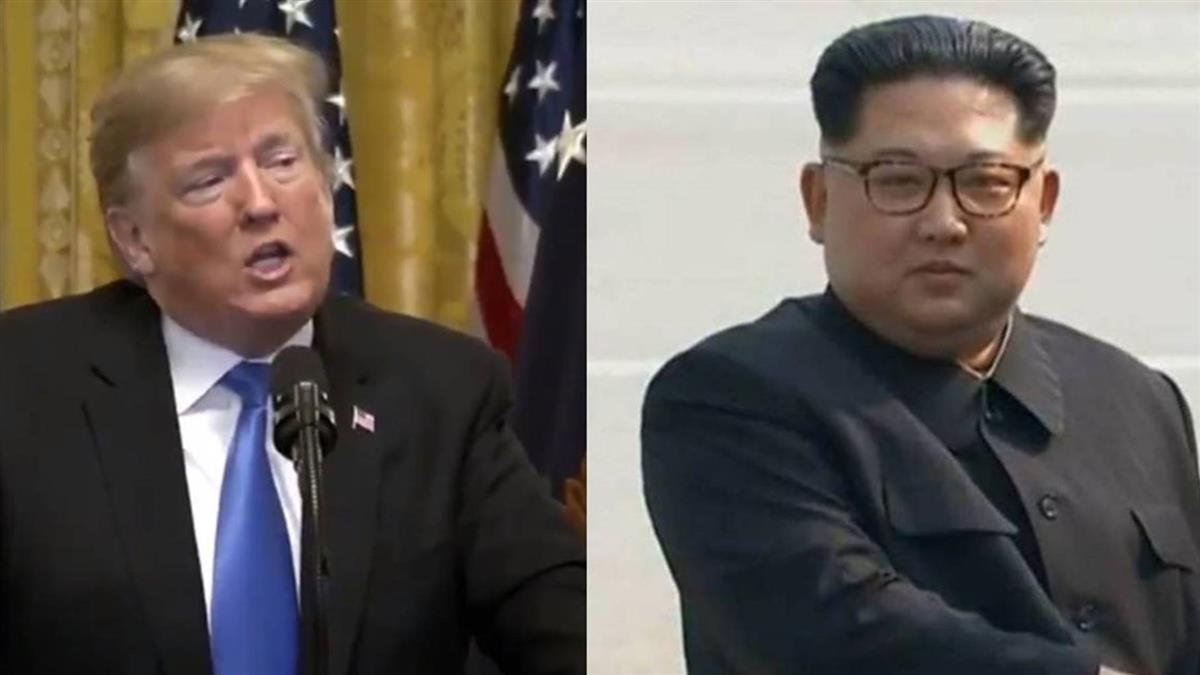 北韓譴責美國制裁 警告朝鮮半島非核化瀕危