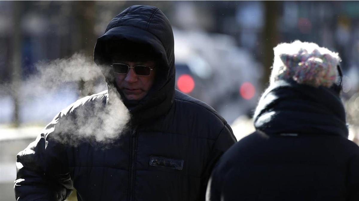 冷氣團急凍「越晚越冷」!北台灣低溫下探12度