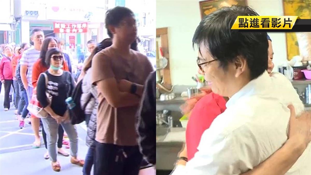 暫時不去吃肉粽了?韓冰給超暖回應 老闆:我們都是台灣國