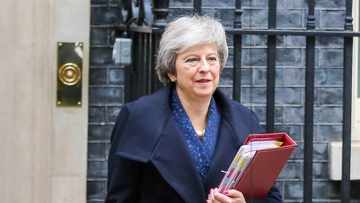 梅伊將赴國會演說 稱再次脫歐公投是失信於民