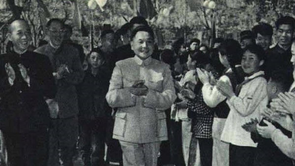 美解密檔案:台灣關係法通過鄧小平跳腳