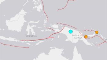 印尼巴布亞省傍晚規模6.1強震  未傳傷亡損害
