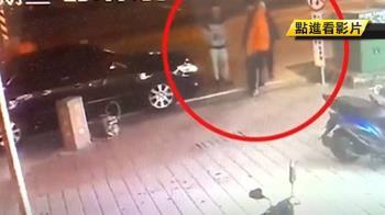 開車門遭機車撞飛 女騎士反控:他酒駕還肇逃