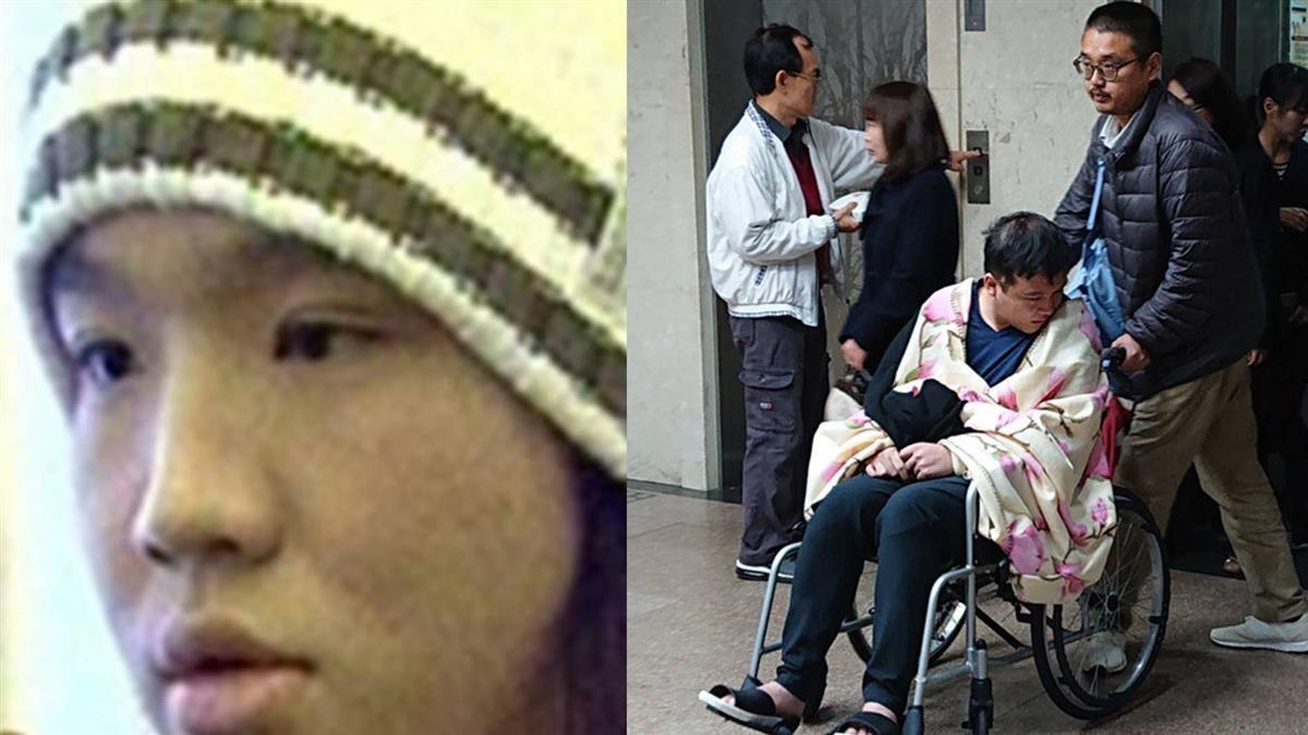 25歲「騙扁小子」黃琪中風出庭 母淚訴:希望他去死!