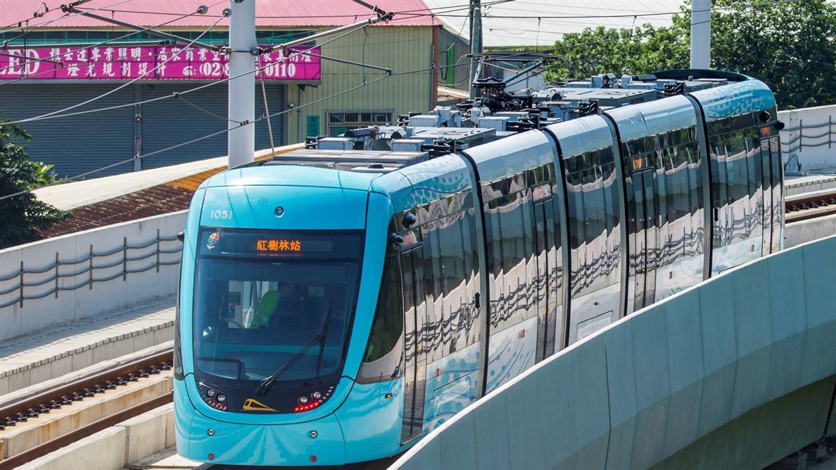 淡海輕軌沿線適合首購族  車站附近房價2字頭
