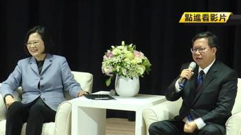 吳乃仁嗆「退黨、退流」 鄭:大老政治時代早結束