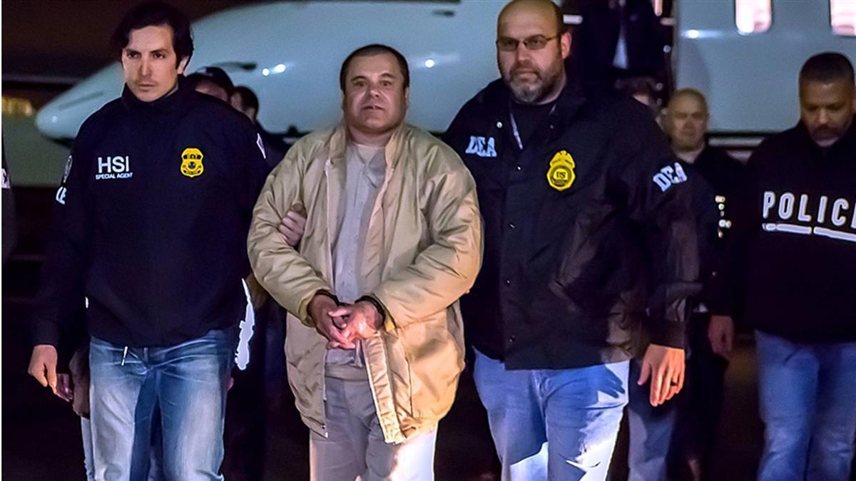 墨西哥毒梟矮子受審 成紐約最新觀光景點
