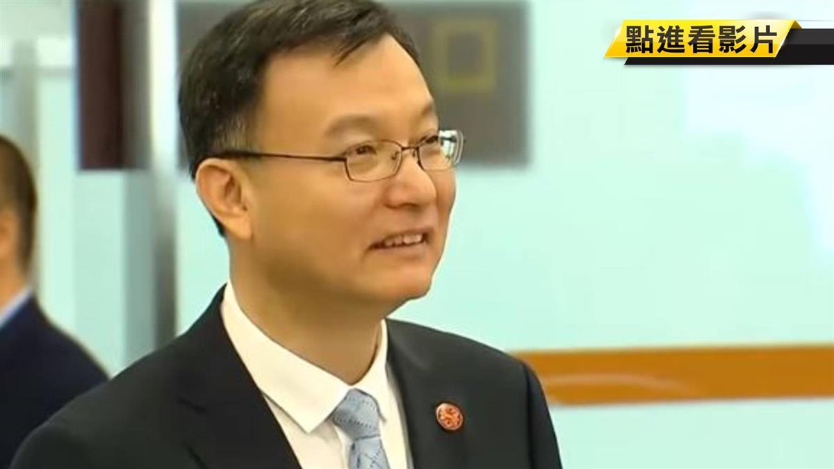 雙城論壇明登場 上海副市長周波率百人團抵台