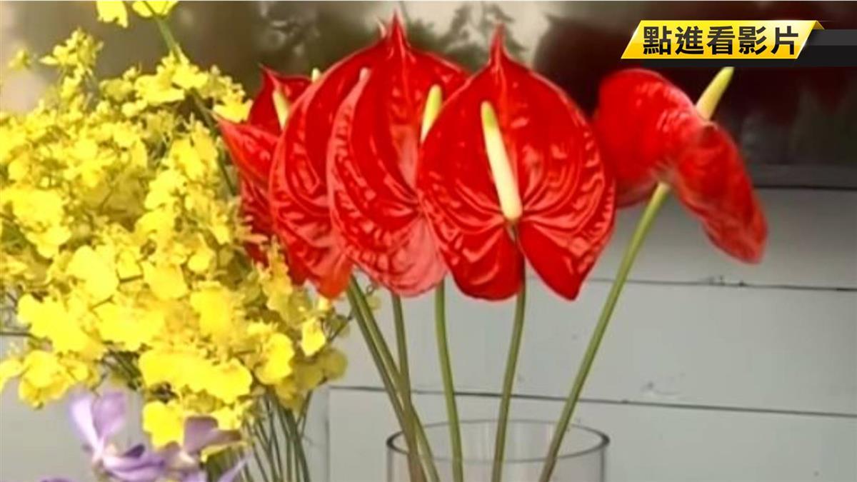 就職展「賣菜郎」風格 韓就職花藝設計曝光