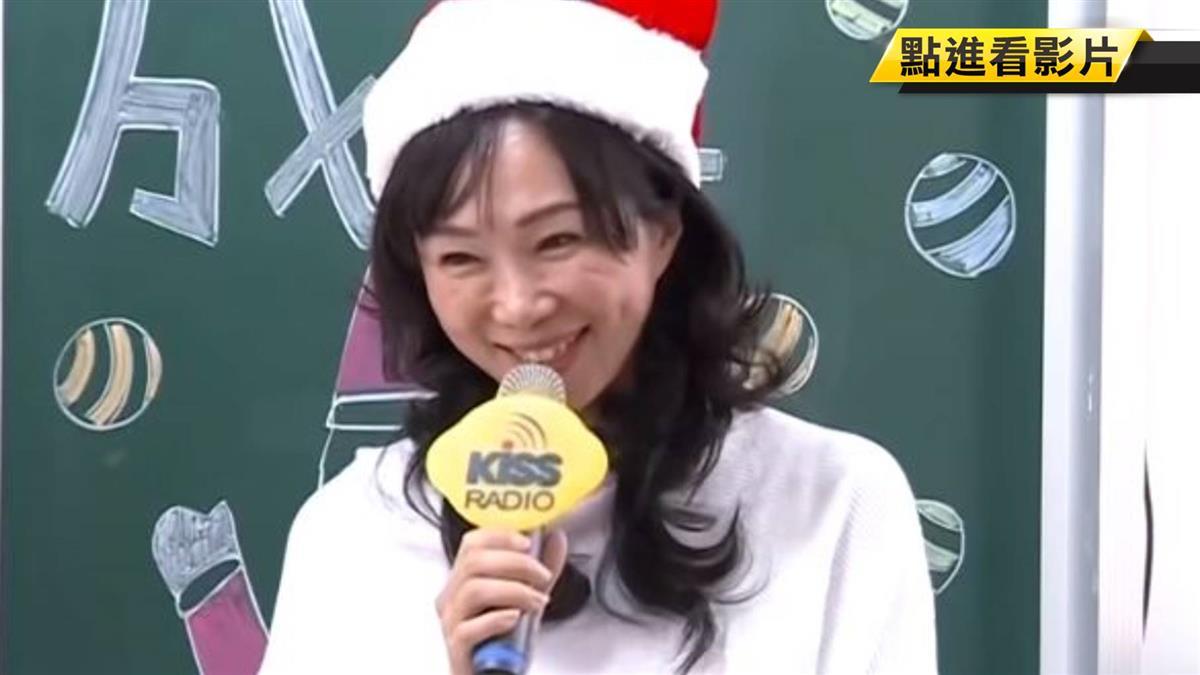 任愛心大使送暖 李佳芬伴弱勢童慶耶誕