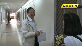 遭台大學生抗議 江宜樺昨正常授課