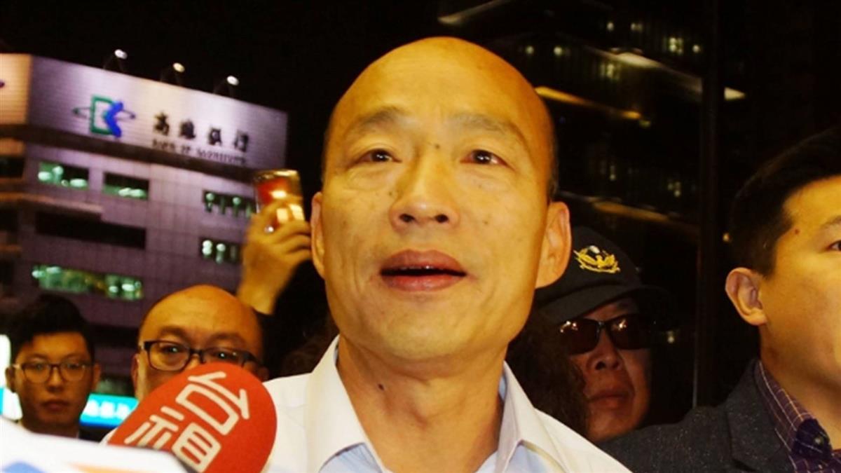 高雄不只愛情摩天輪!韓國瑜喊話發展「賽馬」產業鏈
