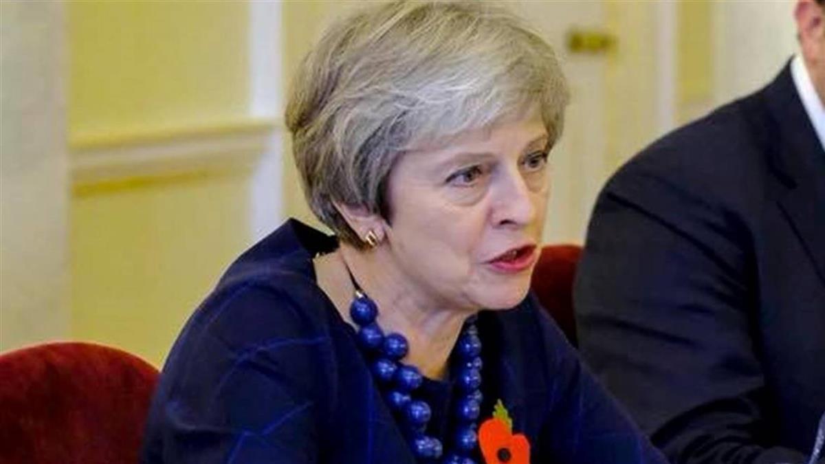 梅伊發言人:歐盟不同意有管控的無協議脫歐