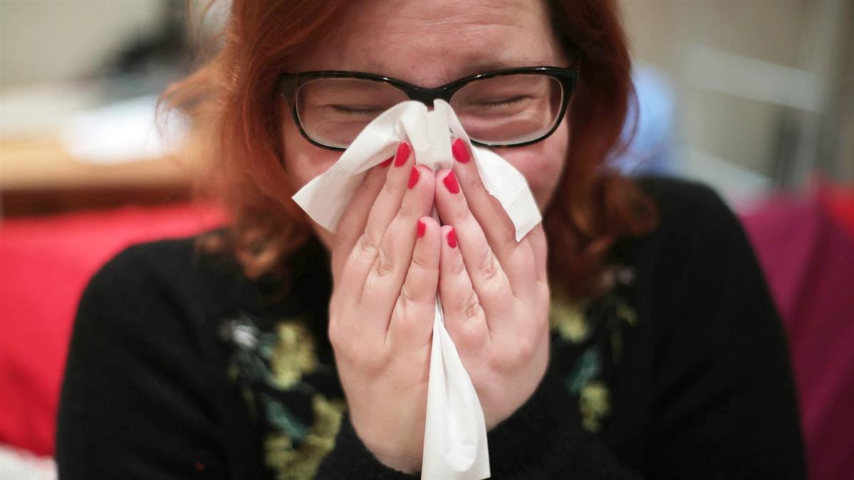 狂打噴嚏是感冒還是過敏?醫師揭3招分辨方式