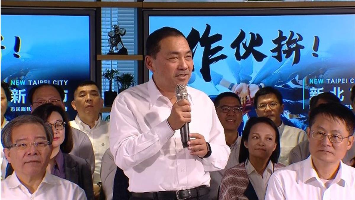 新北市小內閣 3副市長陳純敬吳明機謝政達