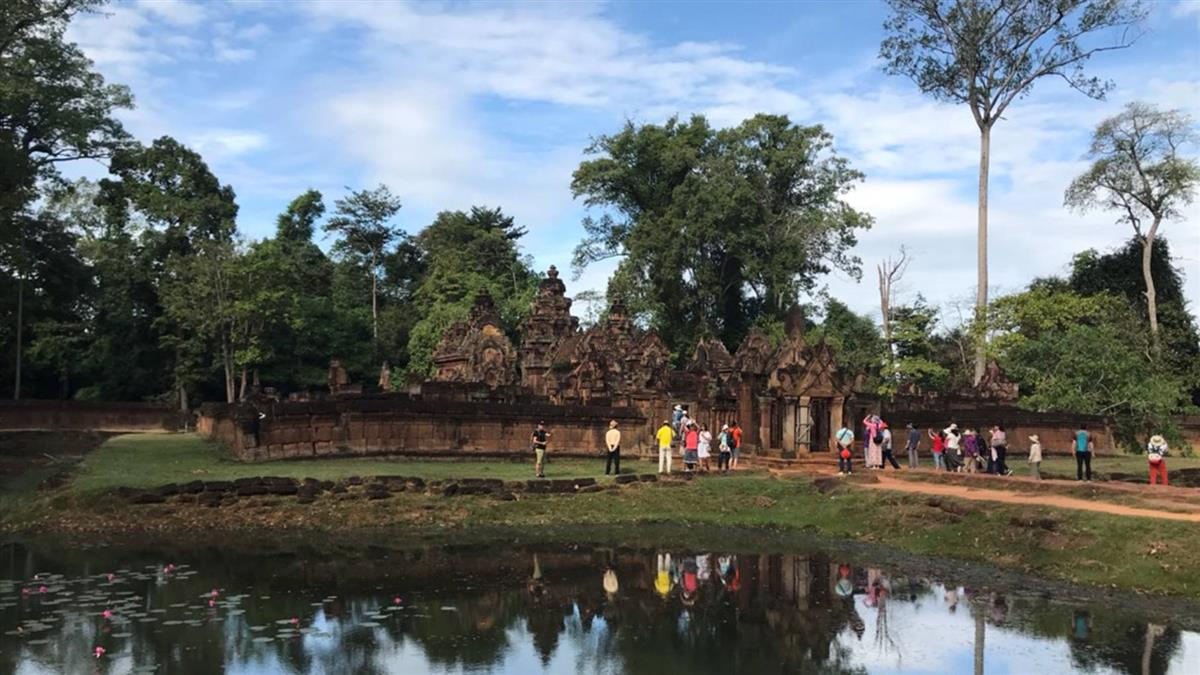 柬埔寨境外移入登革熱暴增7倍