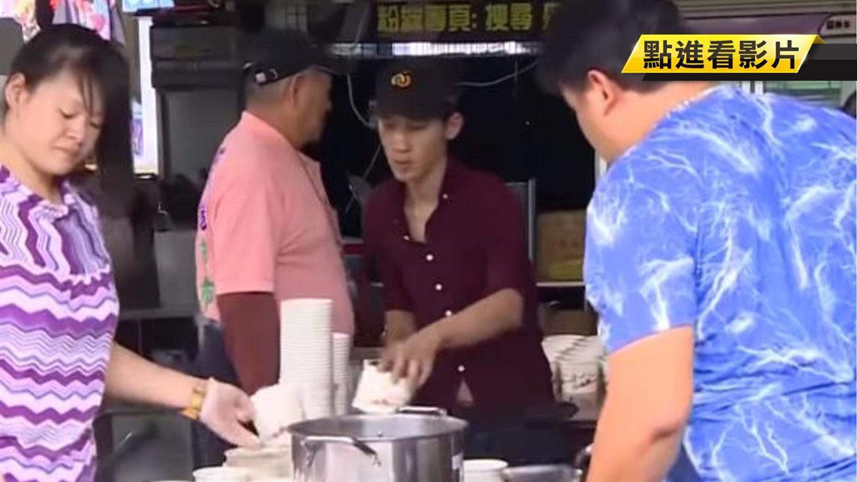 韓國瑜即將上任!高雄美食吃不完 素粽、湯圓通通有