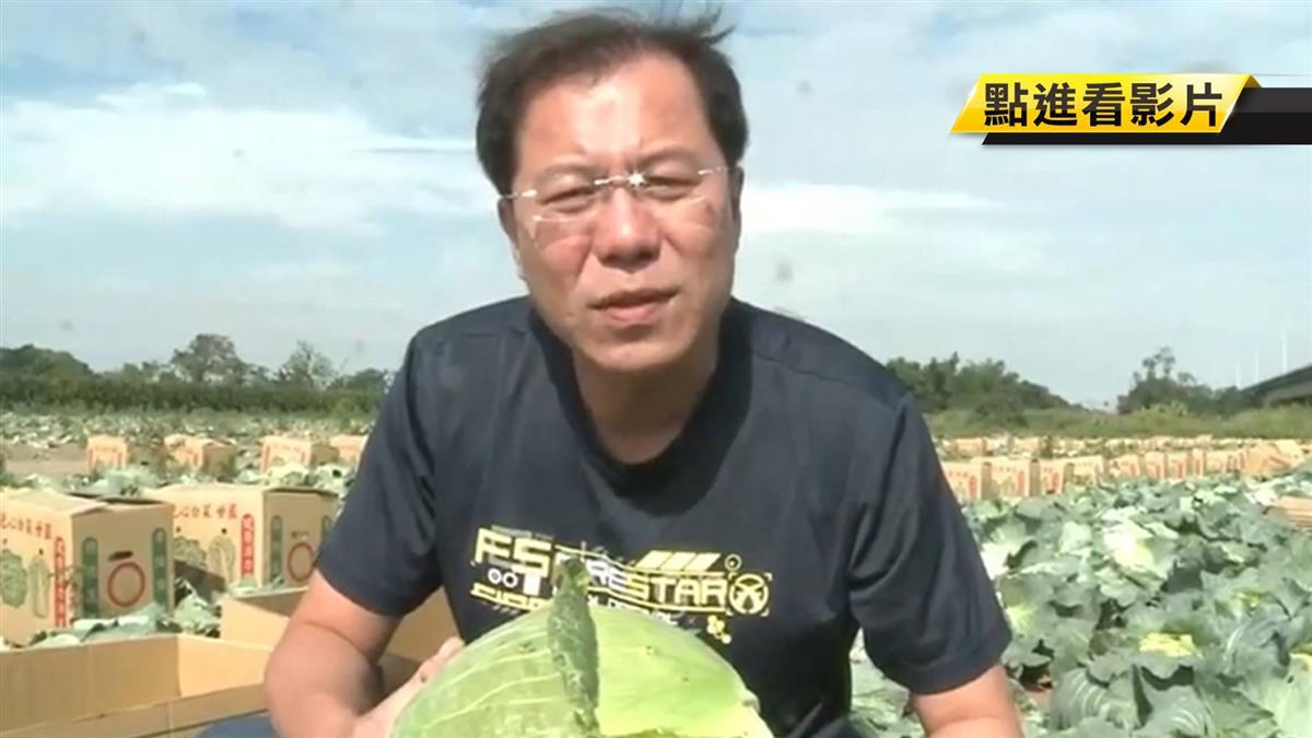 還未報到就任 吳芳銘低調行銷高雄農產品