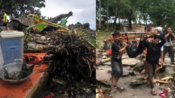 印尼海嘯僅1公尺高!釀破千人死傷 超慘原因真相大白了