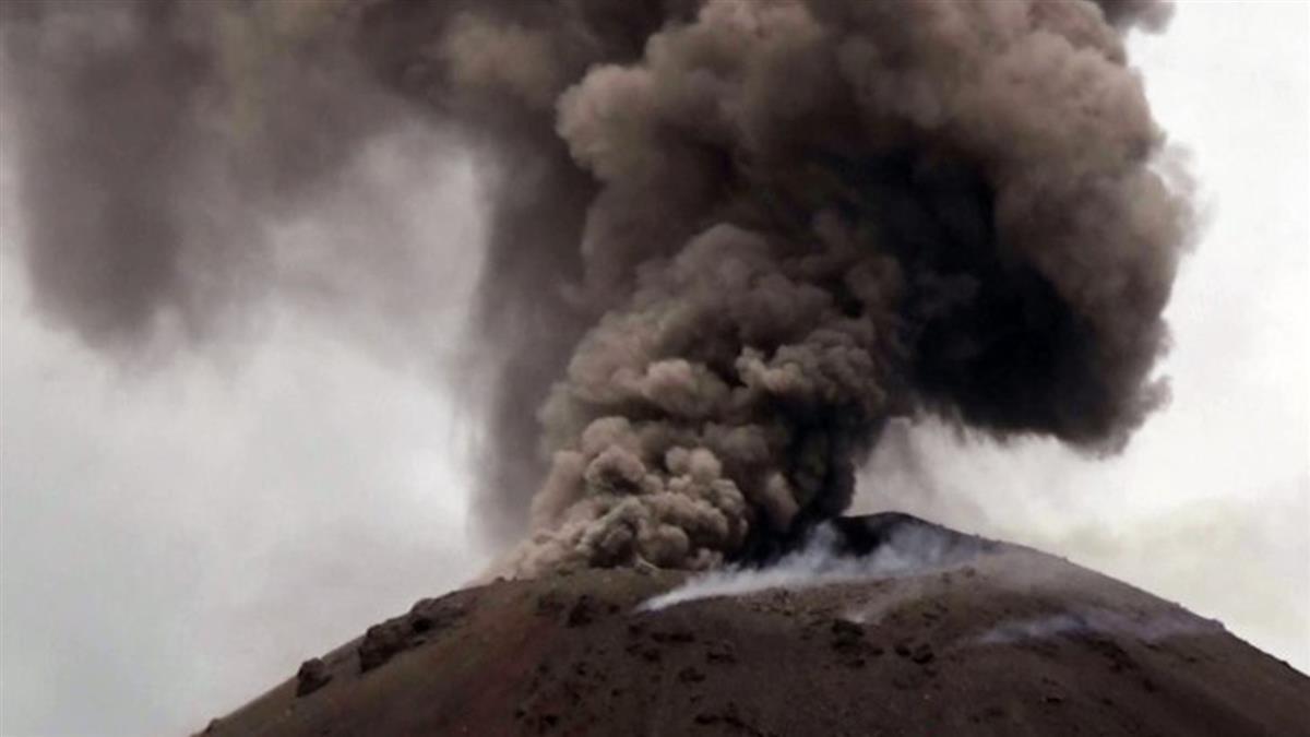 印尼海嘯傷亡慘重 疑火山噴發導致邊坡滑移引起