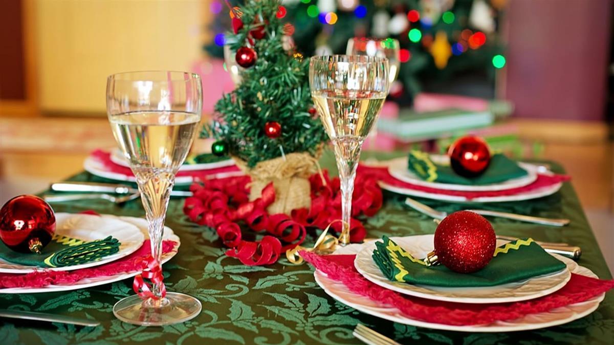 狂嗑聖誕大餐小心賠上健康!6撇步教你健康過聖誕