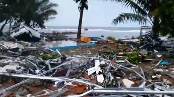印尼火山處活躍階段 專家警告海嘯恐再來襲