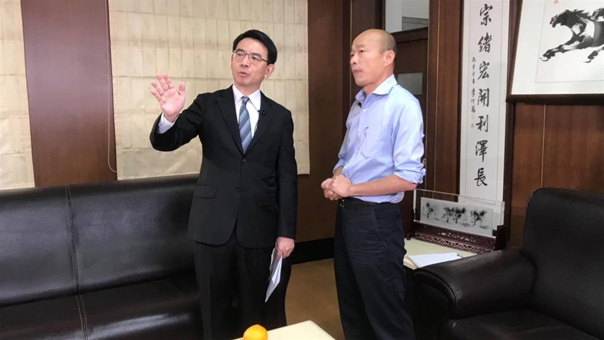 劉寶傑、韓國瑜合體今晚【關鍵時刻】聊未來計畫