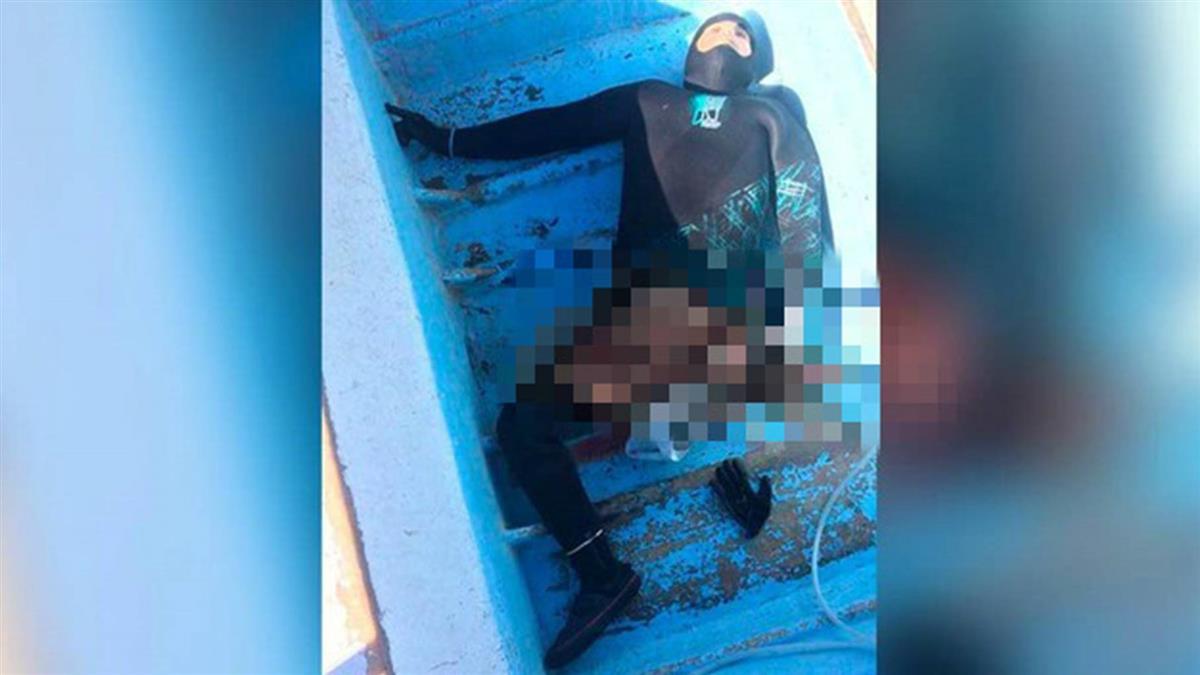 男跳水誤撞鯊魚 1分鐘後…他左腳、生殖器全被咬光!