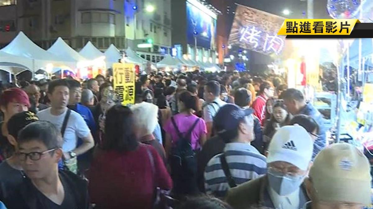 「韓流」發威!攤販跟著市長賺錢 街頭藝人表演人氣高