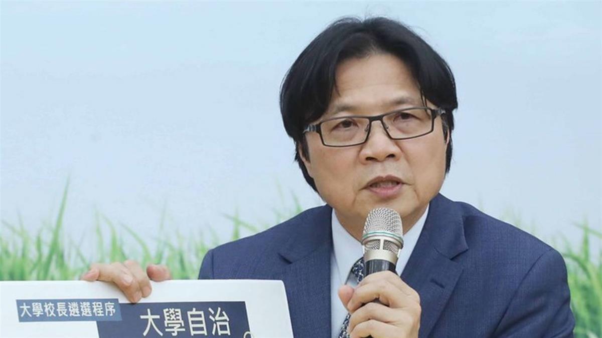 教育部長葉俊榮請辭獲准!上任163天 兩大任務遺憾未成