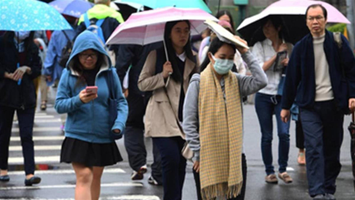傍晚轉濕冷!跨年連假全台有雨 帕布颱風最快今形成