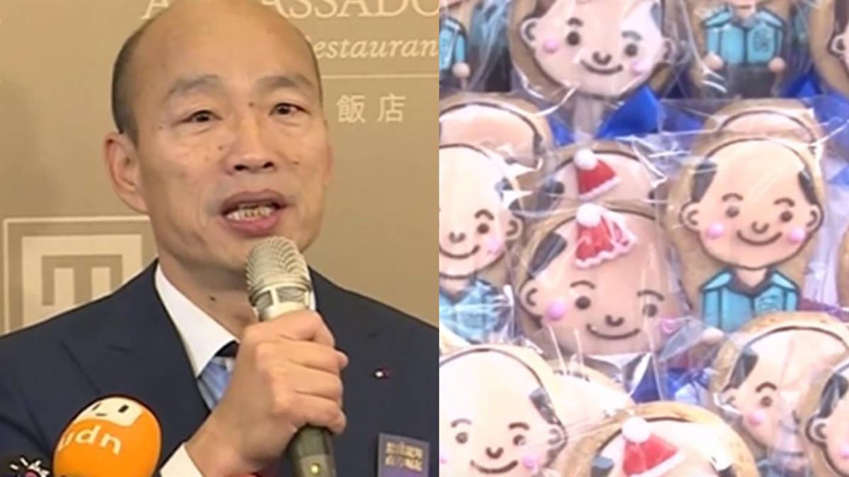 韓國瑜愛河就職典禮 創意行銷高雄