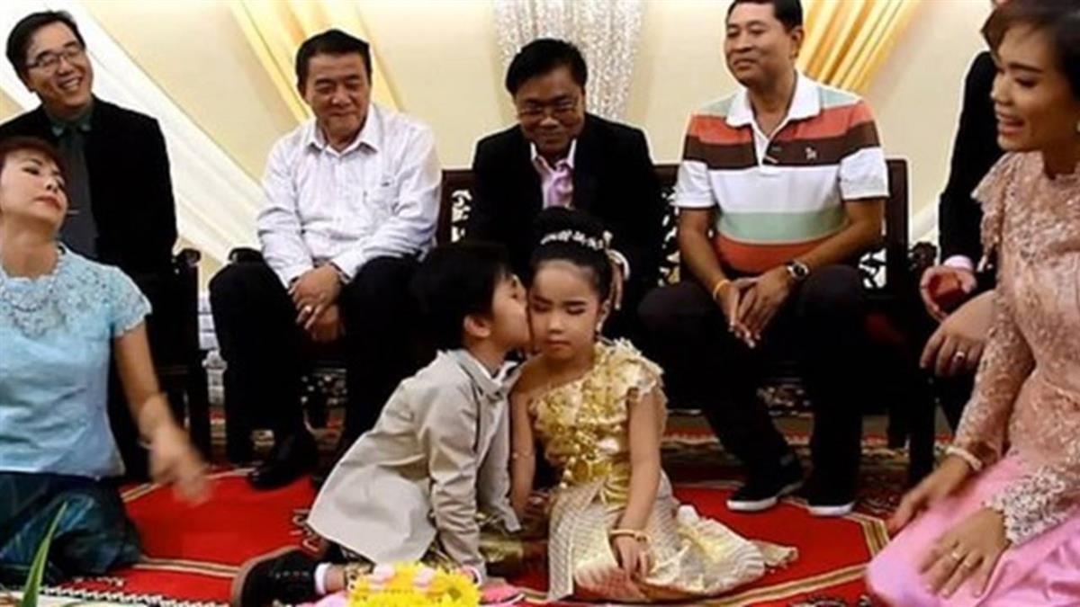 前世情人?6歲男童迎娶孿生妹妹 父母盛大舉辦婚禮