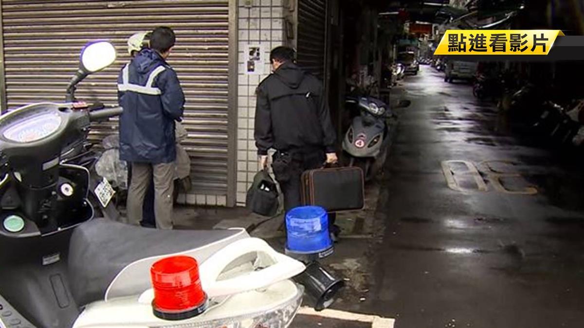 深夜喋血!台北凌晨巷弄傳爭吵 15歲少年遭持刀砍傷