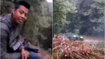 埋伏森林「掃射警車」殺4人 槍手笑:警察大人我來了