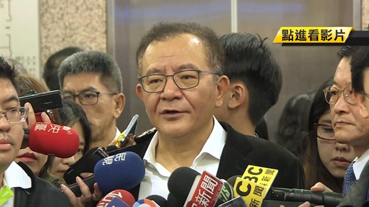 高志鵬貪汙辭立委 余天:李亞萍是補選人選