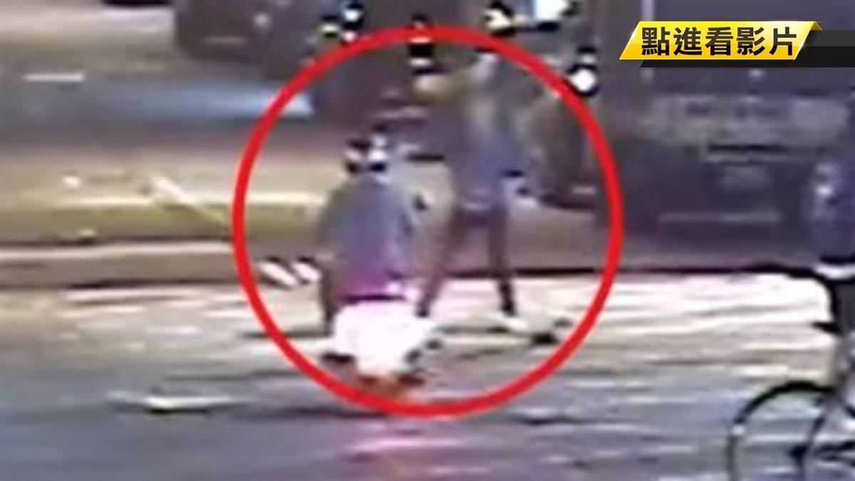 馬路是我家!女大生深夜玩滑板 擊落機車騎士