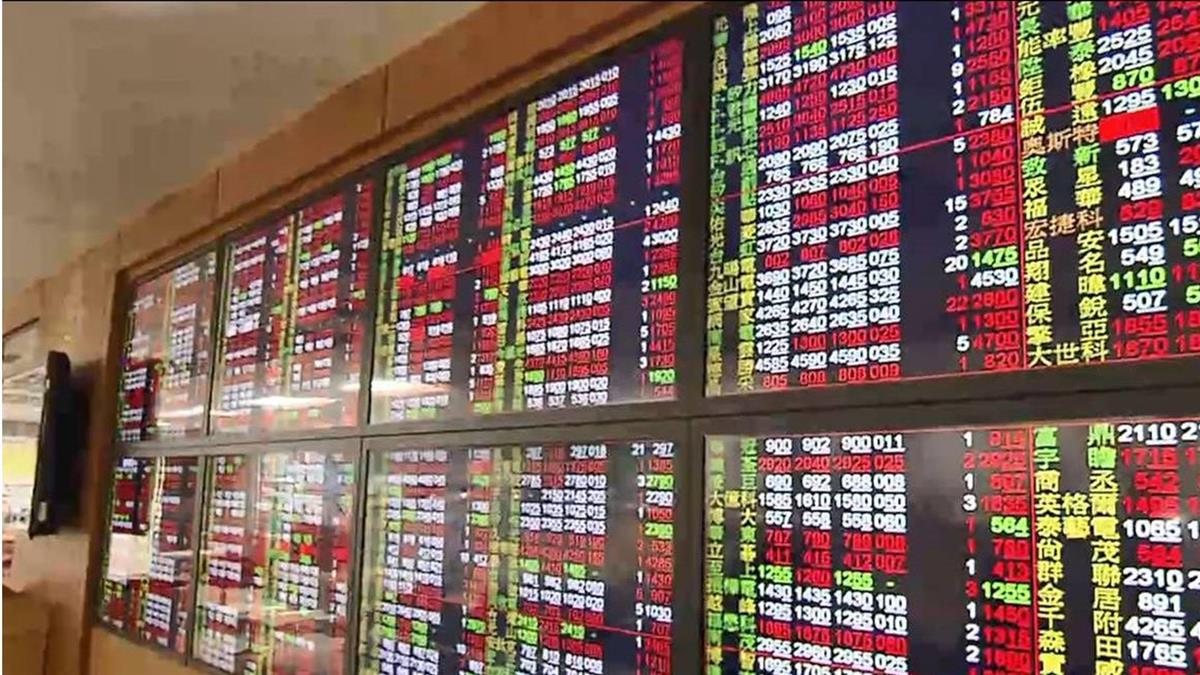 台股封關日收紅!相較2017年 指數下跌逾900點