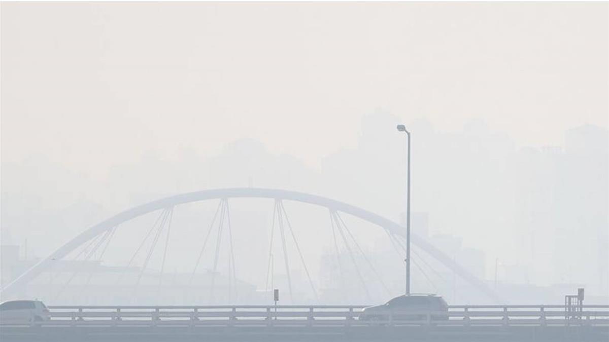 南韓霧霾源自中國  大陸生態環境部:本地排放