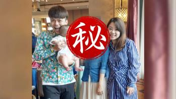 蔡阿嘎「藏鏡人」消失2年首曝光 驚爆婚訊!網:超漂亮