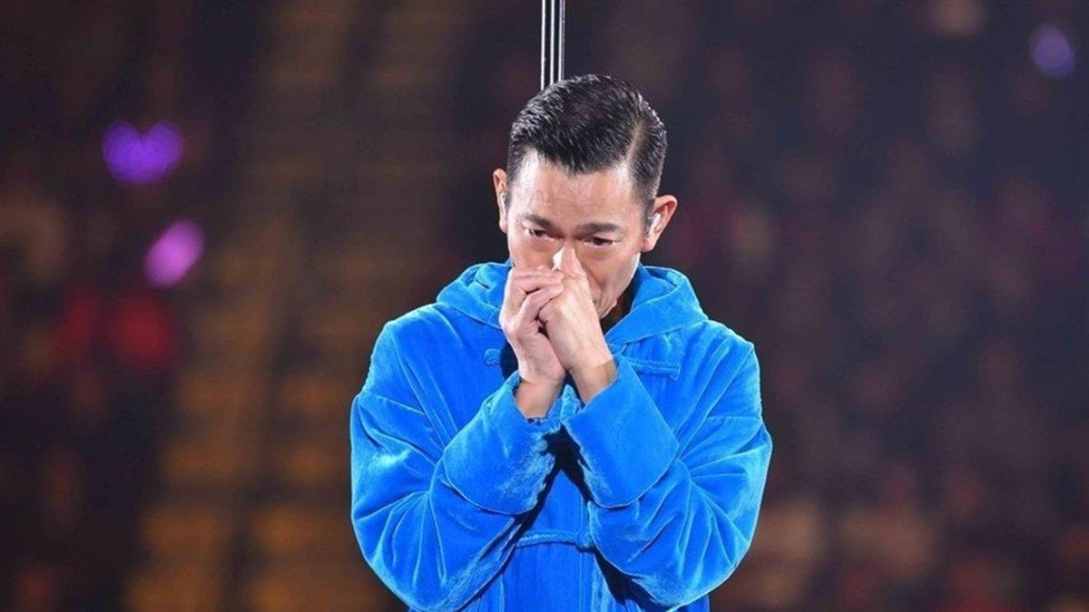 劉德華驚爆「失聲」!醫生說不能再唱了…淚崩取消演唱會