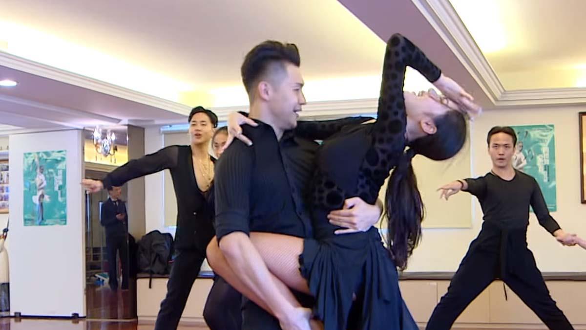 國標舞大賽2月底登場 世界好手同場獻技