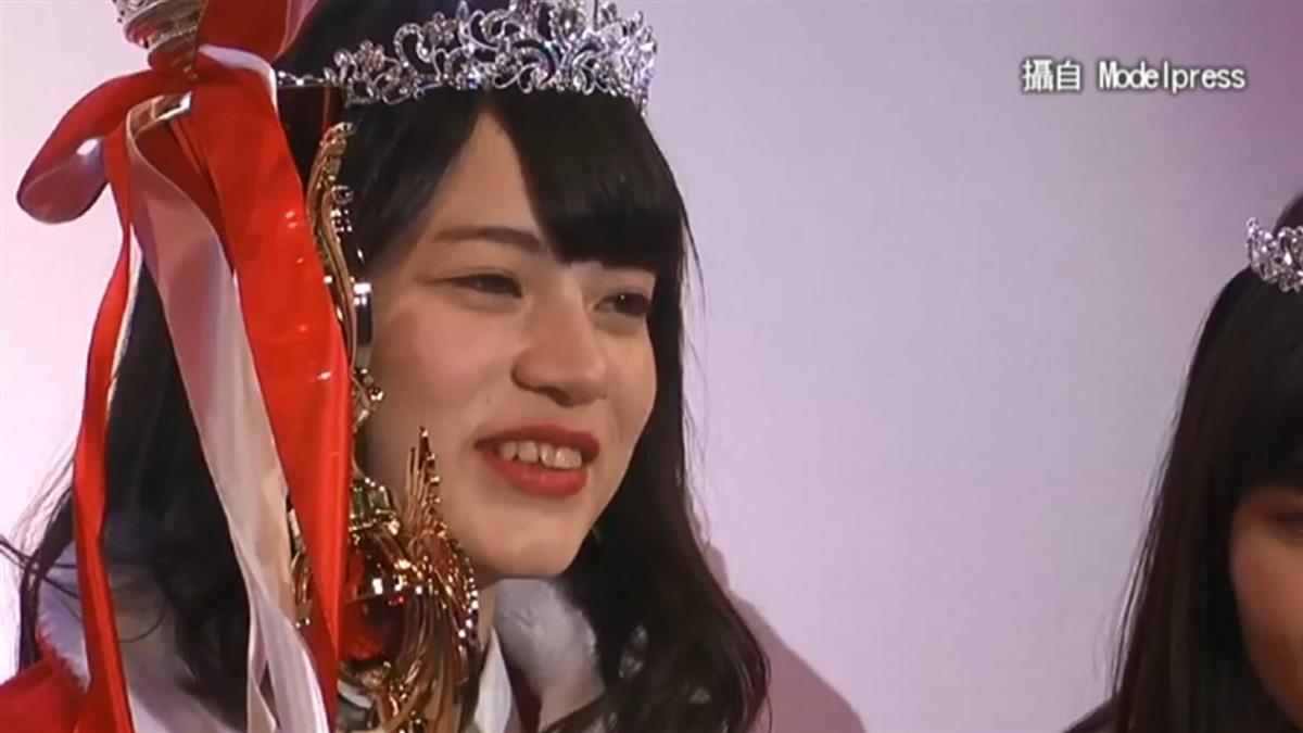 日「最可愛女高生」 佐賀高中美少女奪冠