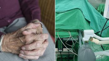 阿婆麻醉後喊「我腳好痛!」他細聽解真相…暖哭網友