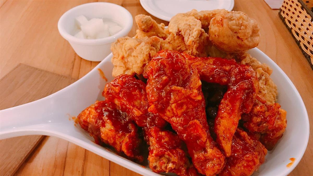 辣味比較瘦?營養師曝3招…韓式炸雞這樣點就對了!