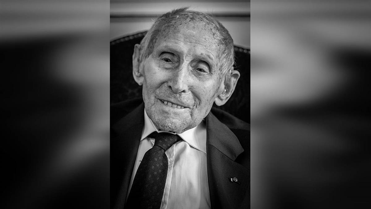 二戰期間救350名猶太童 法國英雄108歲離世