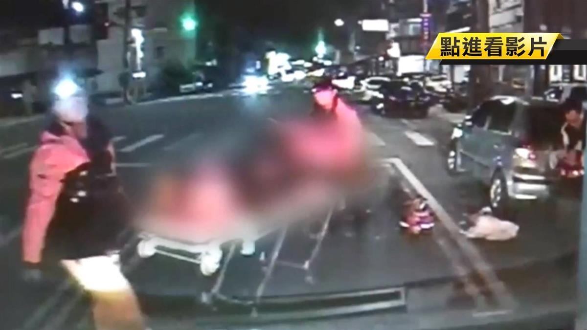 彰化咖啡店發生凶殺案!3人圍堵 男遭武士刀刺殺亡