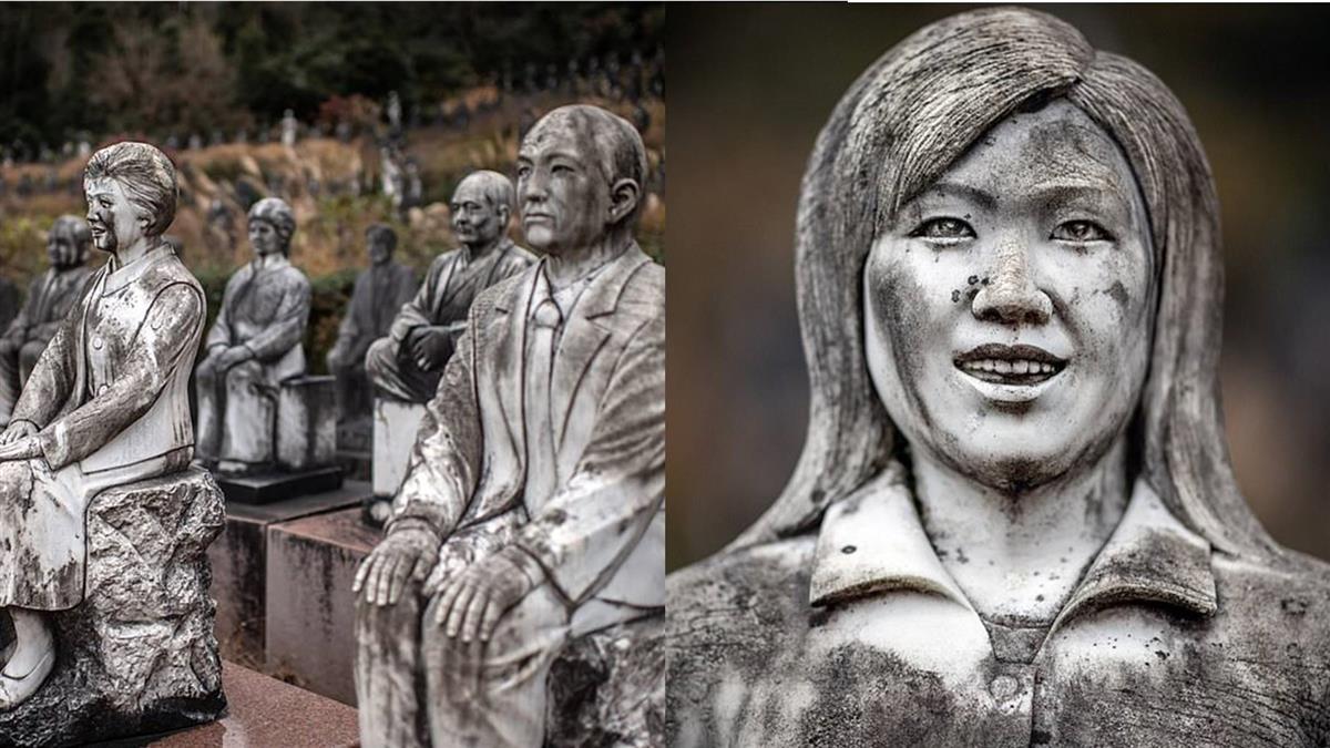 詭!一窺日秘境「石像之里」攝影師抖:有800雙眼盯著…