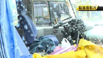 跳橋傷重亡!司機心情差釀悲劇 女友跟車無法阻憾事